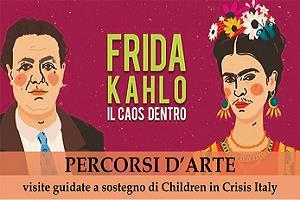 PERCORSI D'ARTE: FRIDA KAHLO