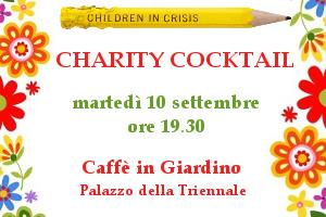 CHARITY COCKTAIL