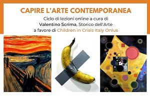 CAPIRE L'ARTE CONTEMPORANEA