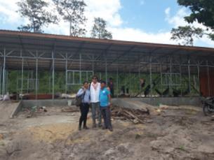 DUE NUOVE SCUOLE IN CAMBOGIA