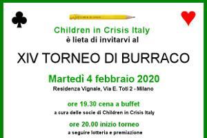XIV TORNEO DI BURRACO