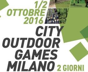 CITY OUTDOOR GAMES MILANO