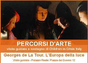 PERCORSI D'ARTE: GEORGES DE LA TOUR
